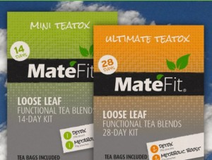 MateFit Teatox Tea