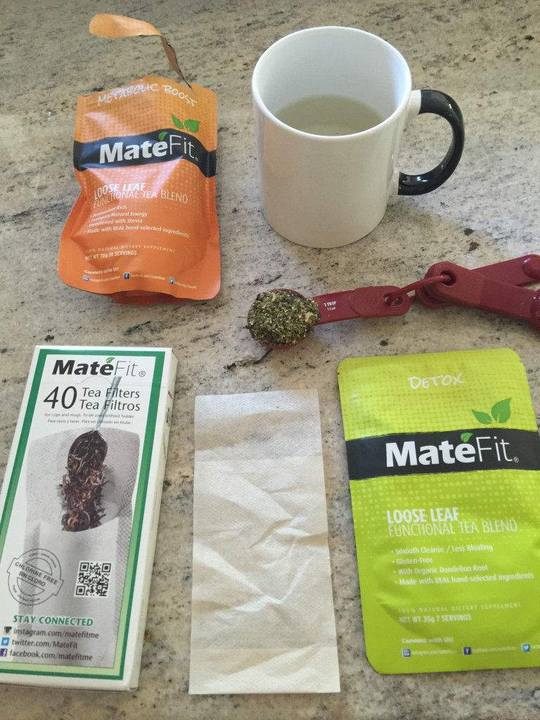 mate fit detox cleanse packets