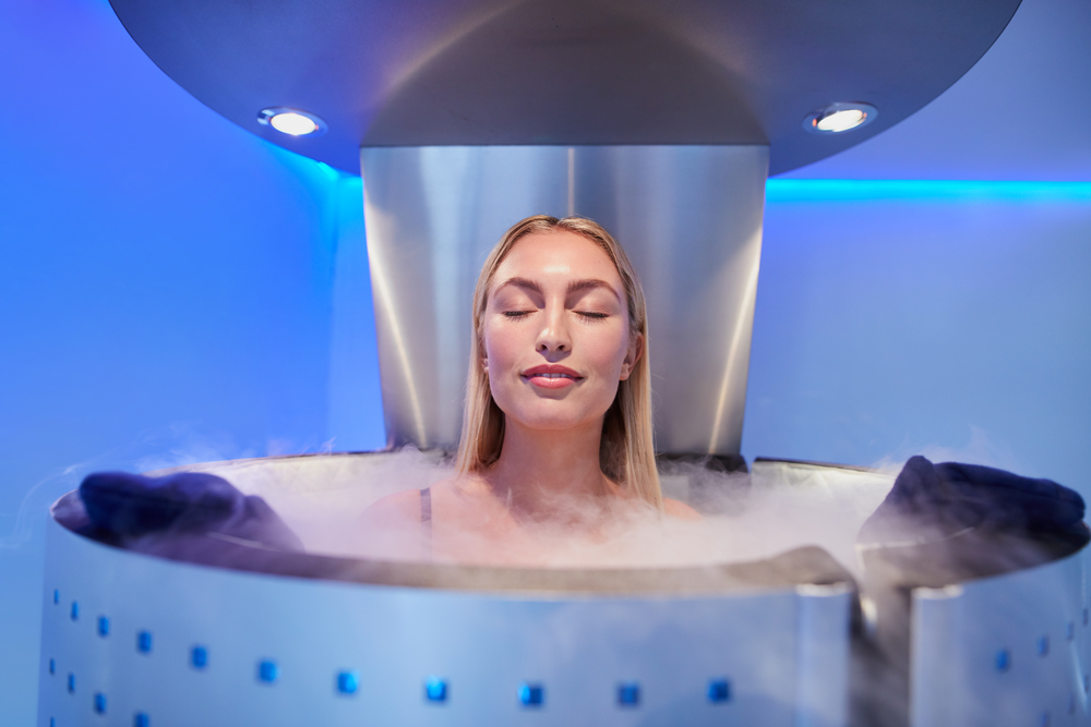 Whole Body Cryotherapy For Muscle Recovery Inflammation