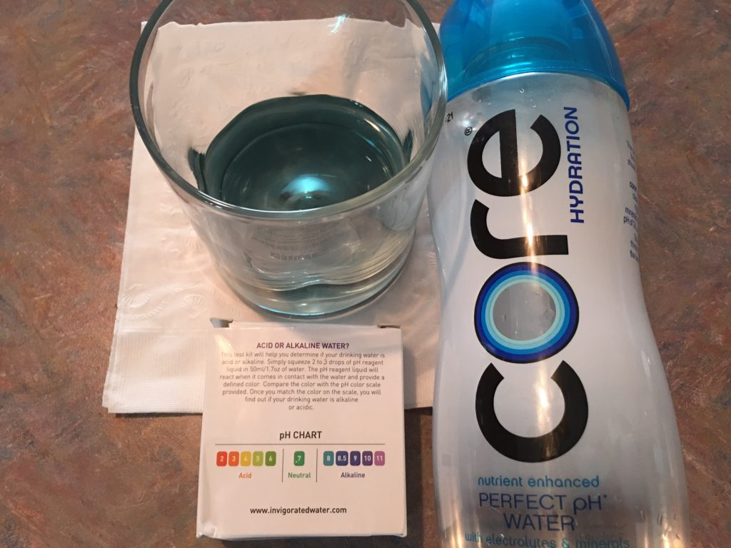 pH Tests Of Bottled Water: Which Are The Most Alkaline Or ...