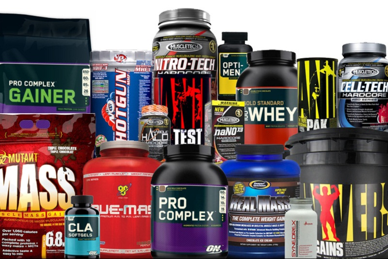 Health Supplements Pic
