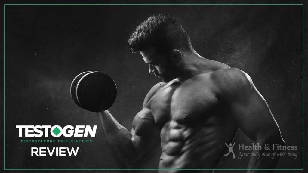 Testogen product review