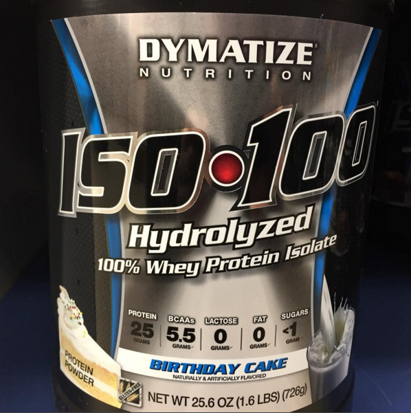 birthday cake protein powder dymatize iso 100 whey protein isolate health transformation 1777
