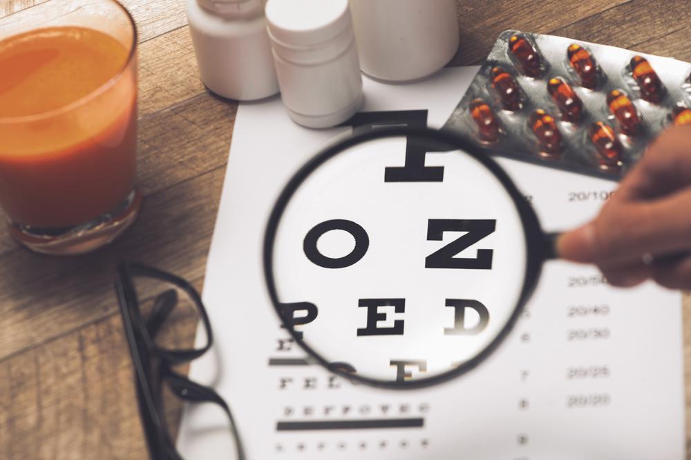 Natural Ways To Improve Eye Health