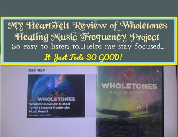 Wholetones Review: Michael Tyrrell Healing Music Project