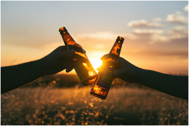 Mixing Beer and Modafinil