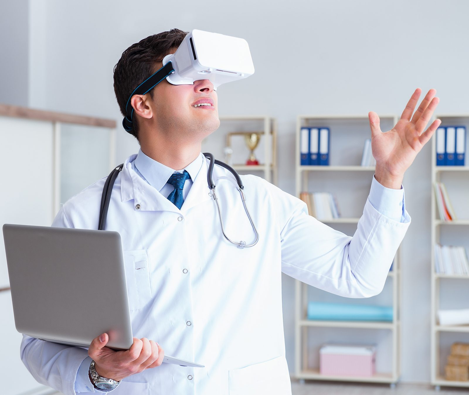 Virtual Reality in Medical Education